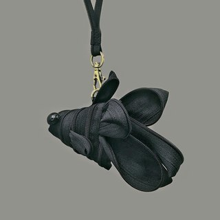 Goldfish bag [black]