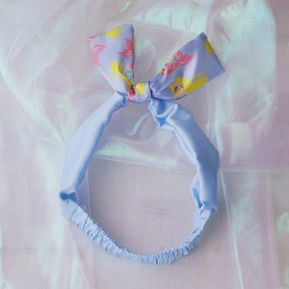 Original hand-made mermaid Ji rabbit ear