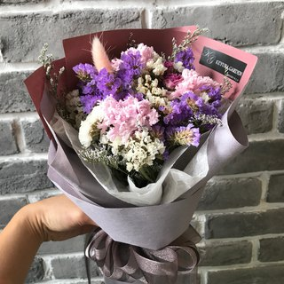 Bouquet of Gypsophila / G103 / Valentine's Day Bouquet / Immortal Flower Bouquet Dry Flower Bouquet / Mother's Day Flower Ceremony