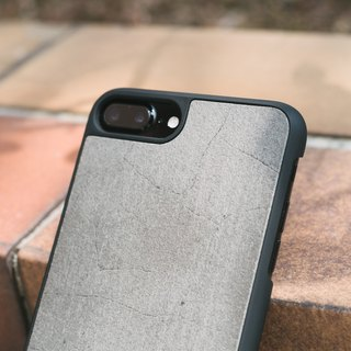 Original cement Phone case (iPhone model) with craze and hard shell back case