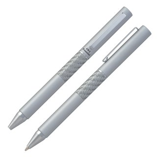 [IWI]Essential Basic Series 0.7mm Black Oily Ball Pen - Glass Fiber