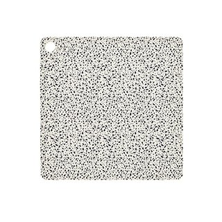 Terrazzo stone wash placemats | OYOY