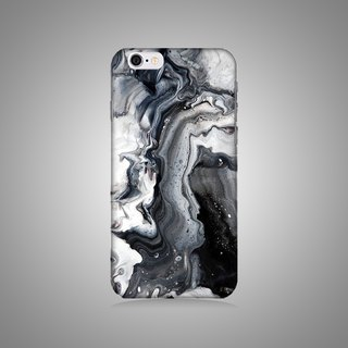 """Shell"" series - marbled original phone shell / protective sleeve (hard shell) iPhone / Samsung / HTC / Sony / LG"