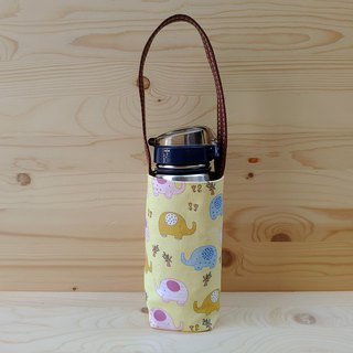 Cute baby elephant bag / beverage bag