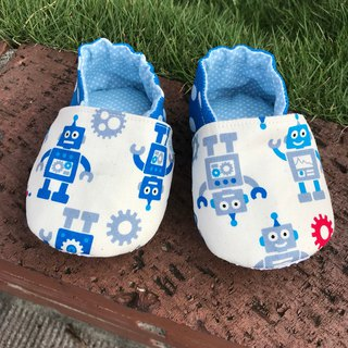 Robot toddler shoes