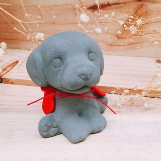 Friendship forever / little Labrador / Diffuser Stone or Paperweight