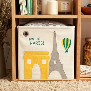 USA kaikai & ash Toy Storage Box - BONJOUR! Paris Paris
