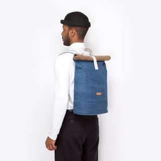 Germany Ucon Acrobatics designed tide pack backpack _HAJO_ navy blue