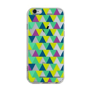 Triangle Puzzle - Samsung S5 S6 S7 note4 note5 iPhone 5 5s 6 6s 6 plus 7 7 plus ASUS HTC m9 Sony LG G4 G5 v10 phone shell mobile phone sets phone shell phone case