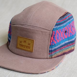 Tipple Sun Cap Brown/Traditional