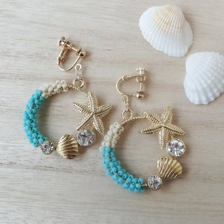Summer Coast Earrings
