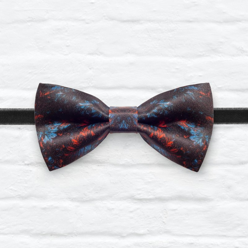 Style 0295 Bowtie - Modern Boys Bowtie, Toddler Bowtie Toddler Bow tie, Groomsmen bow tie, Pre Tied and Adjustable Novioshk