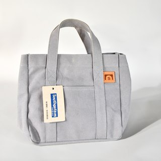 Display product clear 60% off handbag - Togo Gray