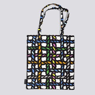 RW Tote bag / Tote Bag - Rainbow / Color