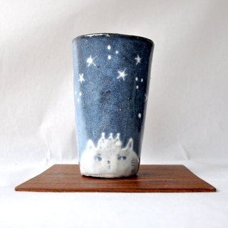 Star cat KING tumbler