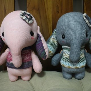 Elephant Fantasy - Martins baby socks