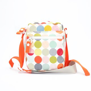 Ra Eco-friendly Super Light Waterproof Floral Mini Shoulder bag (Muti-colour)