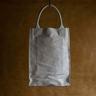 CHEEZ CHEEZ canvas 鞄 _Ga bag_ straight white