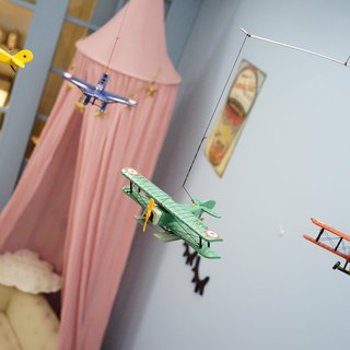 Authentic Models Retro Aircraft Hangers