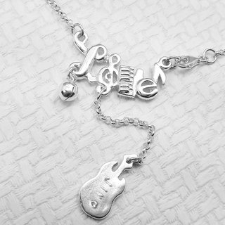 S1 - Royal craftsman works - 925 sterling silver necklace