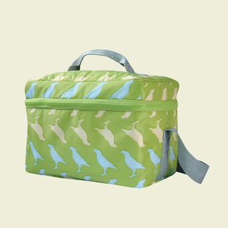 Cool Bag / Crested Myna No.5 / Green