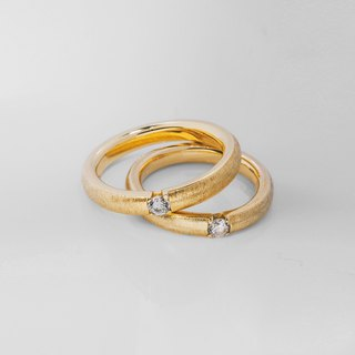 Frankness | 14K Gold Ring