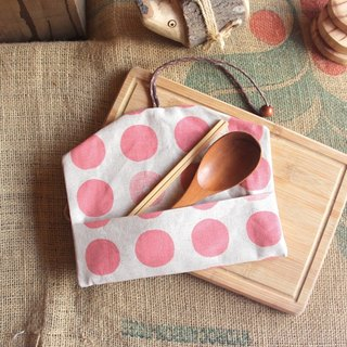 weimom's cherry section - pencil, chopstick sets, tableware bags, rolls, Christmas gift ● Made in Taiwan - Handmade Good
