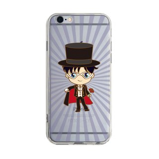 Dress Man - iPhone X 8 7 6s Plus 5s Samsung S7 S8 S9 Mobile Shell Phone Case