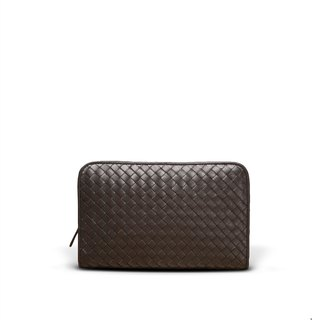 STORYLEATHER Spot Style 6302 Braided Clutch