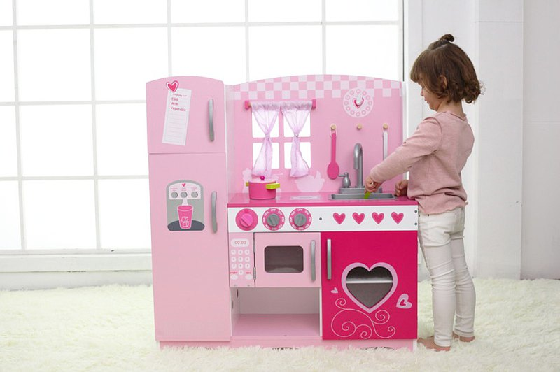 Sweetheart Deluxe Kitchen Set