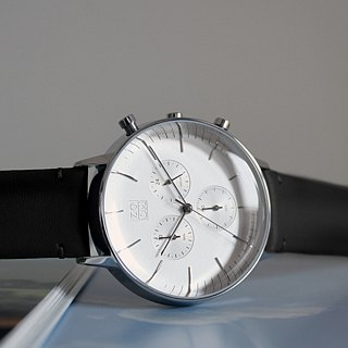 REFINE 6069 Pure Classic Chronograph - White