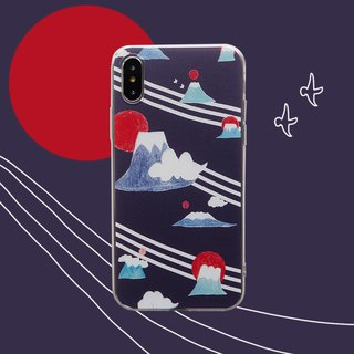 Everyone has a different Fujiyama iPhonexr xs illustration available.