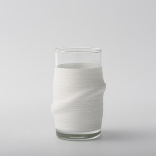 Line processing PUNNDLE line cup feel white star ring