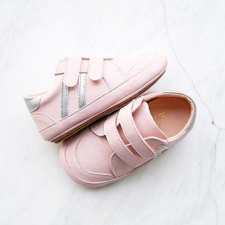 AliyBonnie Casual Sports Wind Baby Shoes - Moonlight Powder