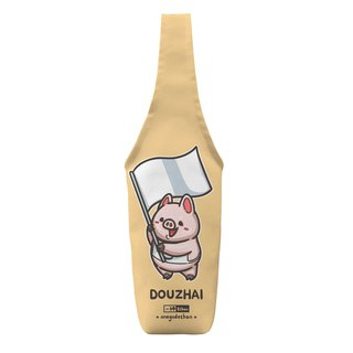 One God Pig House Series Beverage Bag[Bean House Run]