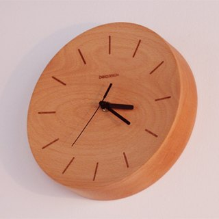 Beladesign. Concave wall clock
