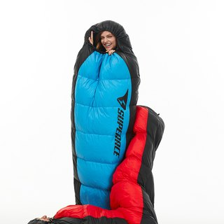 37.5 PERFORMANCE DOWN BLENDS SLEEPING BAG / BLUE
