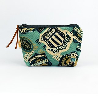 American pattern small storage bag