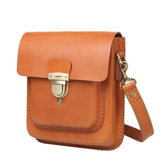 JIMMY RACING Raiders Single Shoulder Crossbody Bag - Camel 0329145