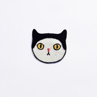 Meow Barber - Bathing Cat Pin