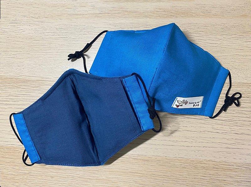 素棉麻口罩/口罩套/含濾心