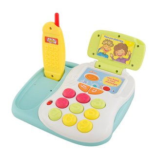 Baby fun recording phone