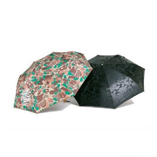Filter017 Dazzle Shield Folding Umbrella Collection 失落之地迷彩折疊晴雨傘