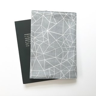 Book Cover  Geometric  Line  Gray