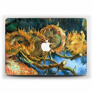 Van Gogh Macbook Pro 13 touch bar Case MacBook Air 13 Case Impressionist Macbook 11 sunflower Macbook 12 Macbook 15 Retina classic art Hard 1776