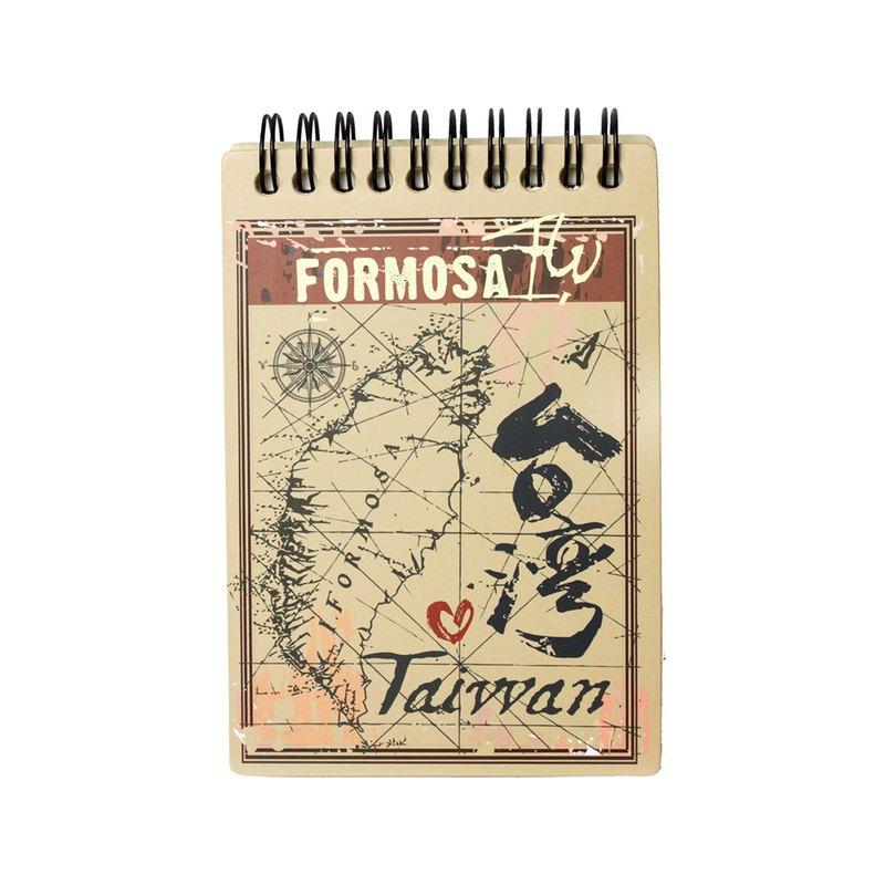 古地圖筆記本