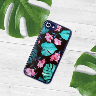 Tropical Resort style iPhone Case for i7,i7plus,i8,i8plus,iX,iXS