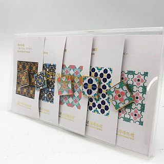 Taiwan Tiles Badge - 8 Pieces
