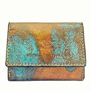 Rust Gold Coin Case