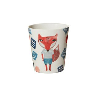 Fox Stripe children's cups